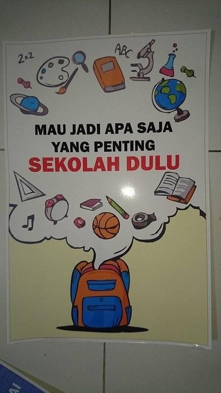 foto poster pendidikan