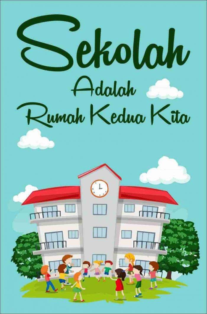 Poster untuk anak SD