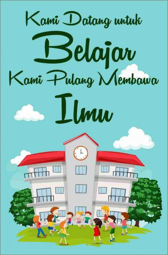 Poster Sekolah