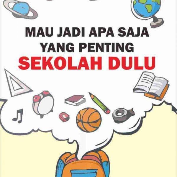 poster pendidikan berkarakter