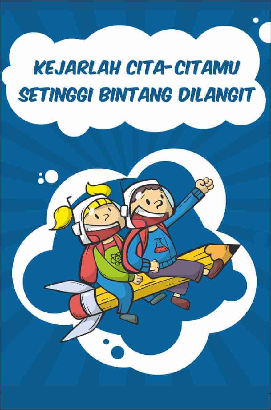 poster pendidikan karakter