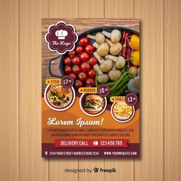 Brosur Makanan Sehat