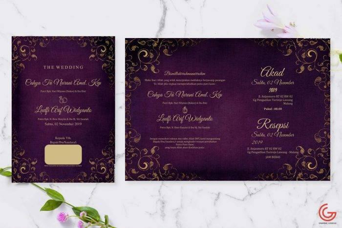 undangan pernikahan 3