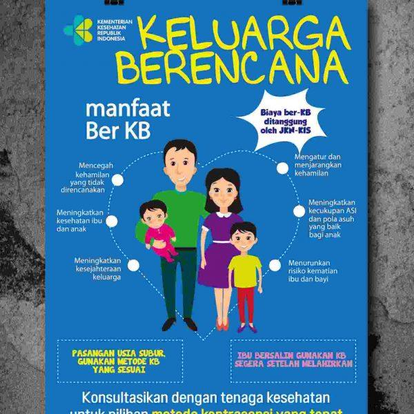 Poster Keluarga Berencana